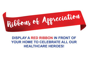 Ribbons of Appreciation